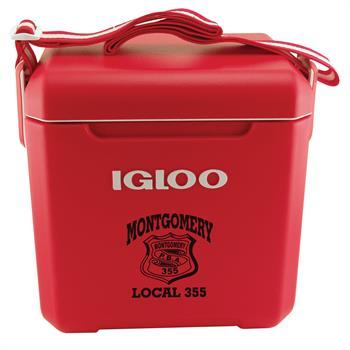 IGTAC11 - 11 Qt Tag Along Cooler